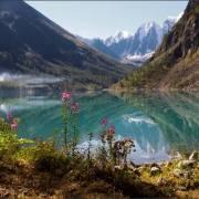 Озеро Нижнешавлинское