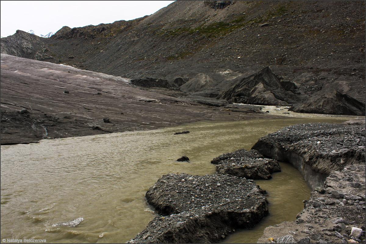 Софийский ледник. Долина Аккола