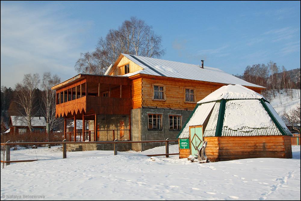 Гостевой дом в Яйлю