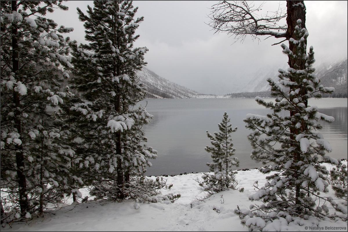 Озеро Нижнее Мультинское