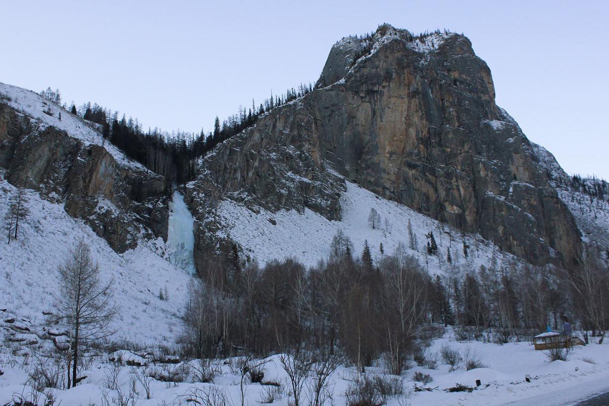 Водопад Ширлак
