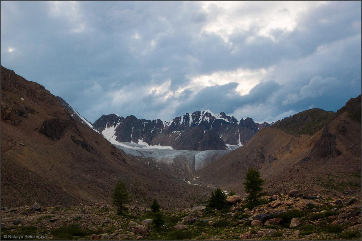 Закат в долине Джело