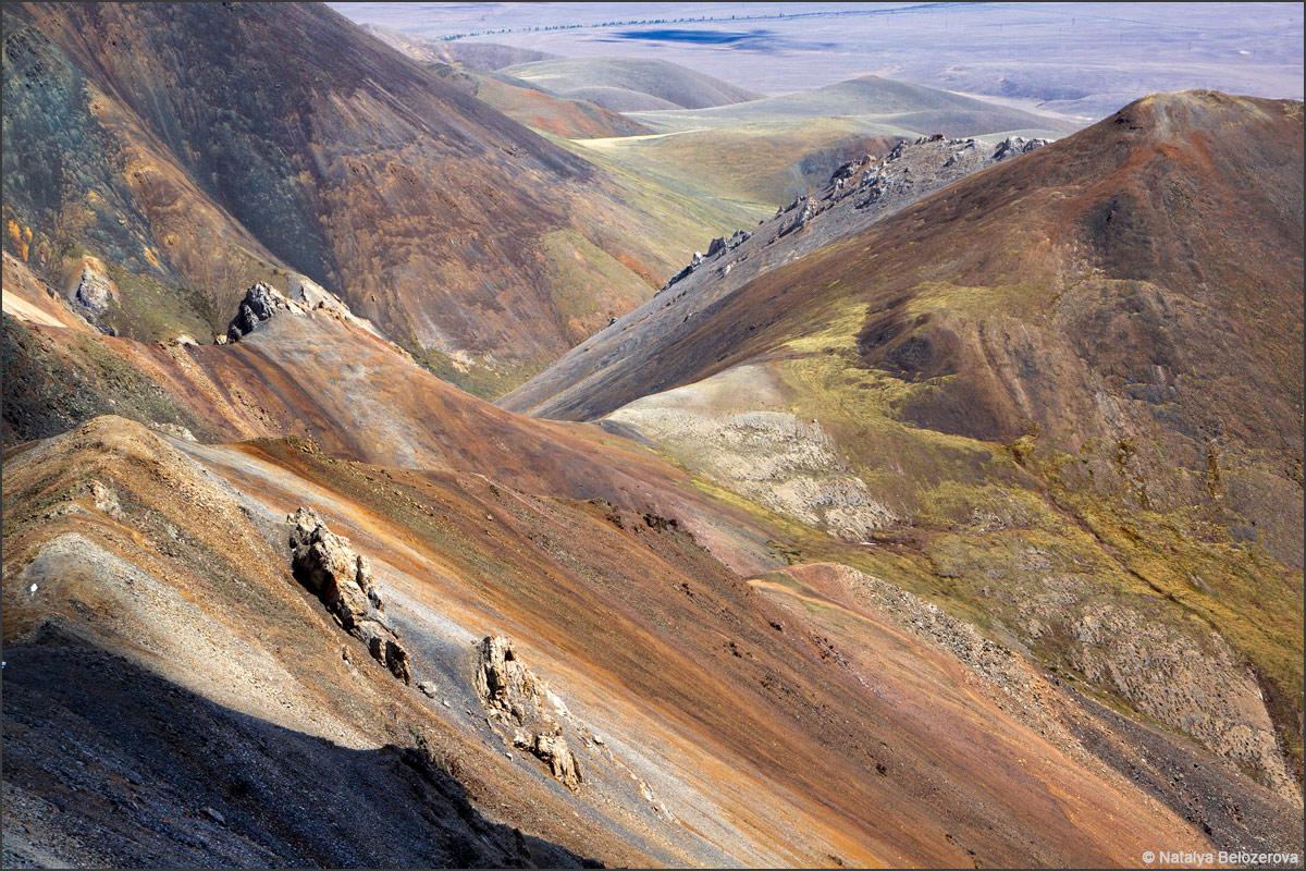 Верховья левого притока Тыдтуярык