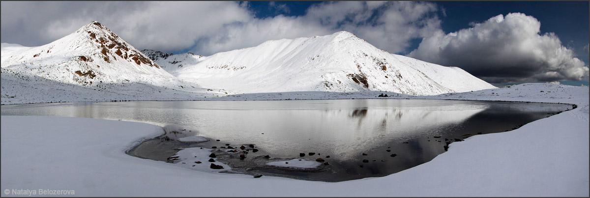 Озеро Нижнее Тюргундинское