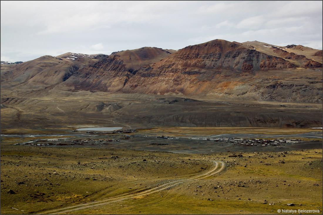 Село Бельтир. Долина Чаган-узуна