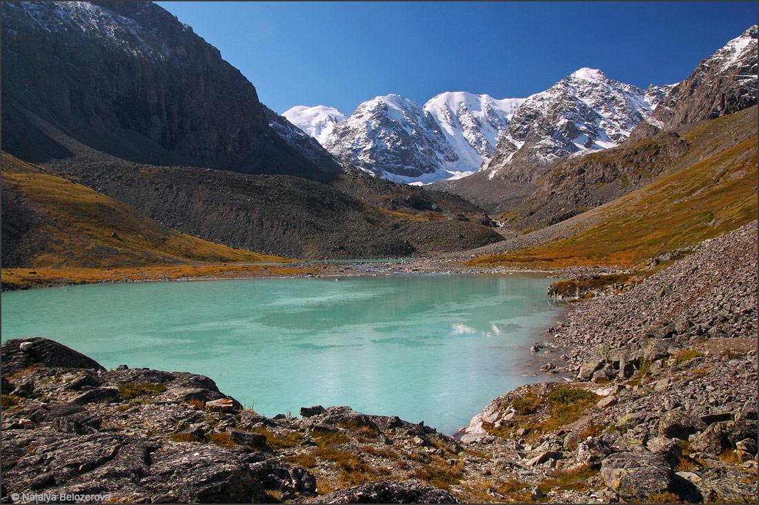 Второе озеро Каракабак