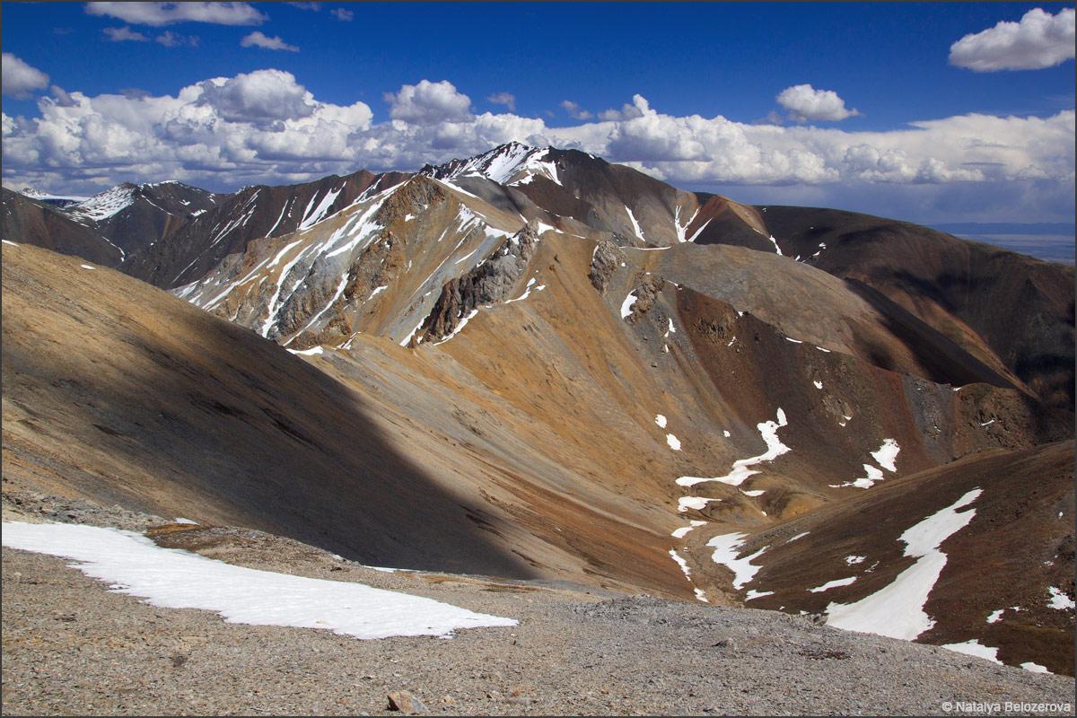 Верховья Янтерек с верховий левого притока Тыдтуярык