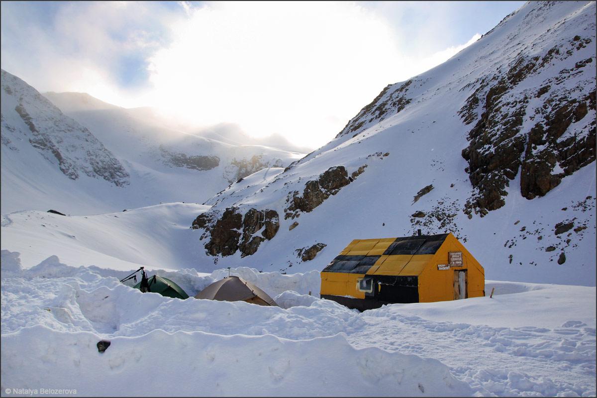 Ледник Большой Актру