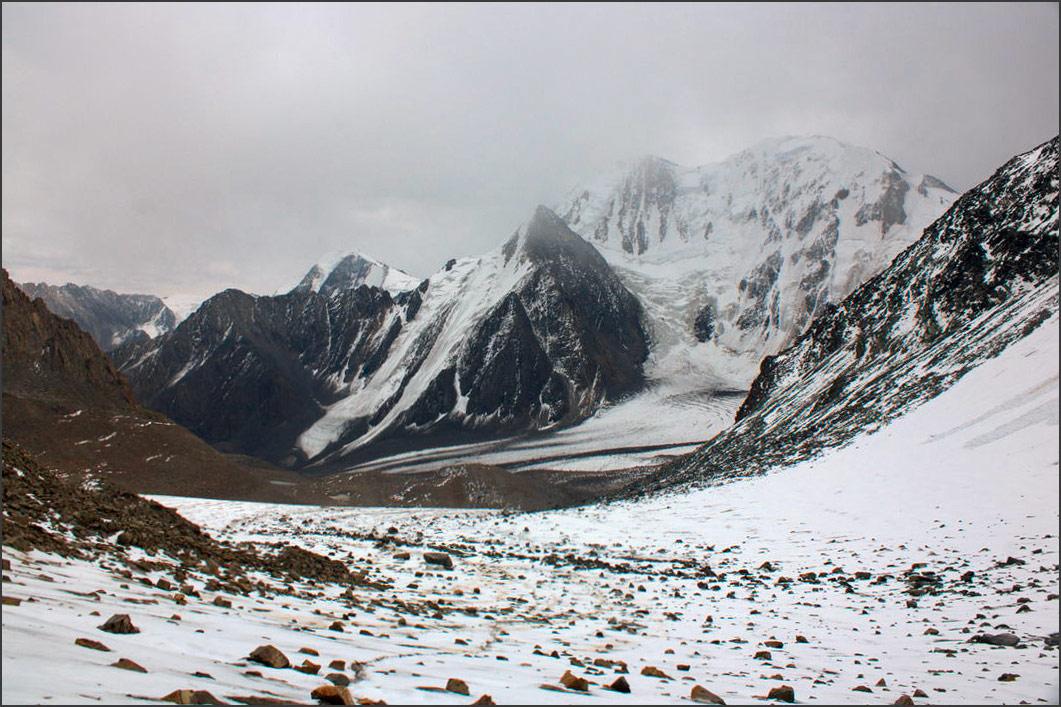 Маашей-баши из-под перевала Нижнешавлинский