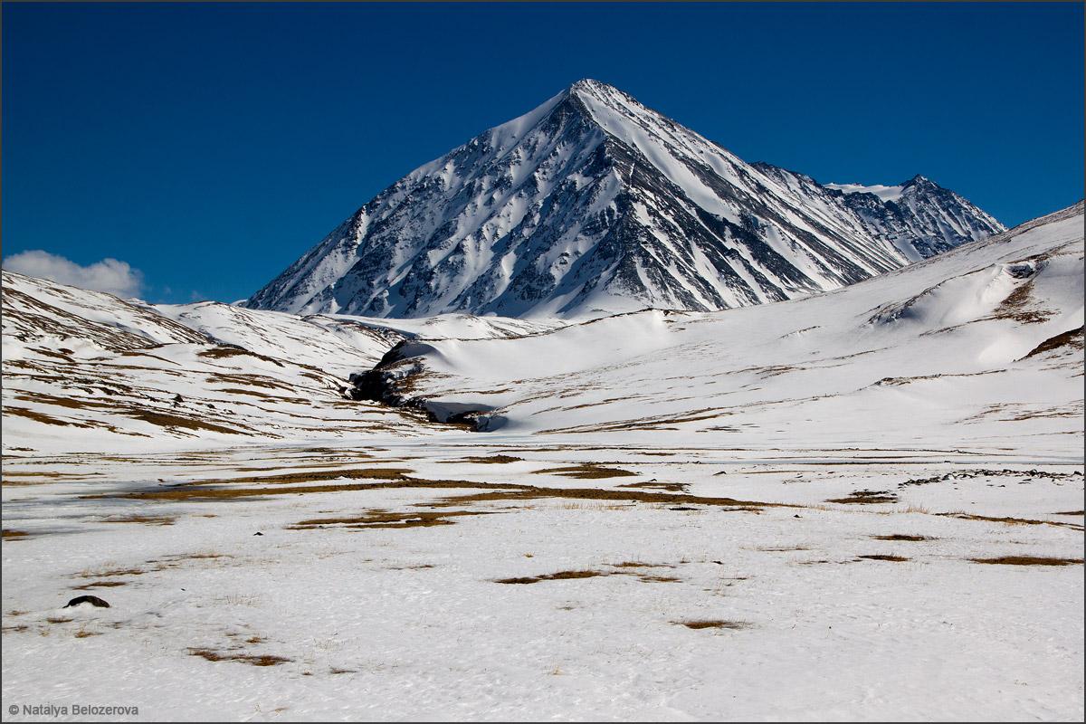 Гора Сырная в долине Елангаша