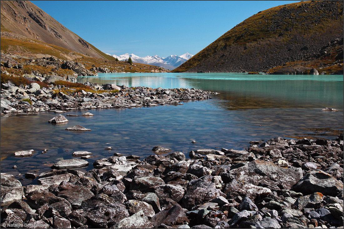 Третье озеро Каракабак