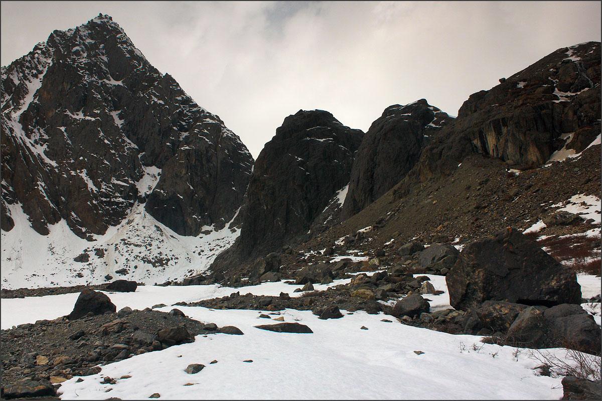 Долина Актру