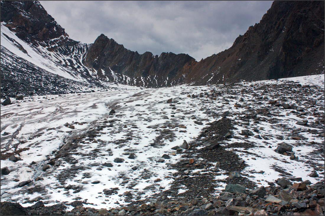 Перевал Нижнешавлинский со стороны Мажоя
